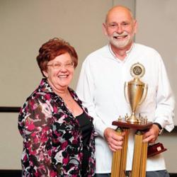 SAGF Award  -Allan
