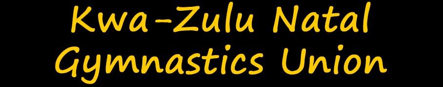 KZN Gymnastics Union Prize Giving