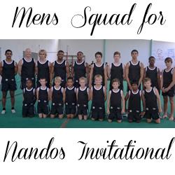 Nados men squad